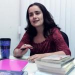 A pesquisadora Débora Diniz