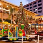 Shoppings em clima de Natal solidário