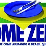 Slogan da campanha Fome Zero