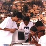 Jovens atendidos pelo CDI