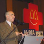 Francisco Neves, superintendente do Instituto Ronald McDonald