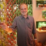 Beto Von Poser, designer no lounge