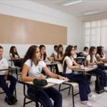 Estudantes da instituição