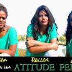 Grupo de hip-hop Atitude Feminina aborda nas letras engajadas a violência doméstica e a discriminação das mulheres