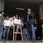 Presidente da Faetec, Celso Pansera recebe o título oficial de primeira escola neutra em carbono do país