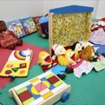 Brinquedos ajudam crianças a superar traumas