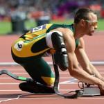 Primeiro amputado nas duas pernas realiza sonho e participa de Jogos Olímpicos