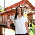 A engenheira agrônoma, Marina Piatto, fala sobre a certificação socioambiental na cadeia da carne